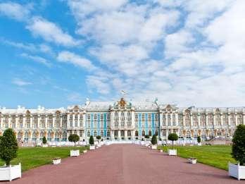 Ab St. Petersburg: Katharinenpalast und Bernsteinzimmer