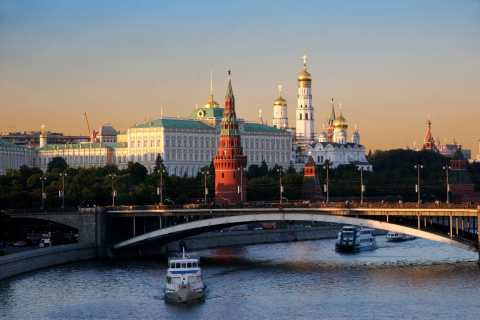 Moscow: 2-Hour Kremlin Guided Tour and Priority Entrance