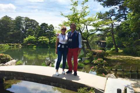 Kanazawa: tour privado de un día con guía local