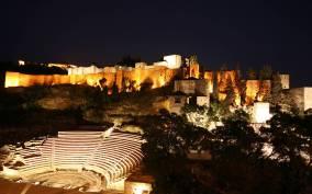 Malaga Rooftops Tour at Dusk