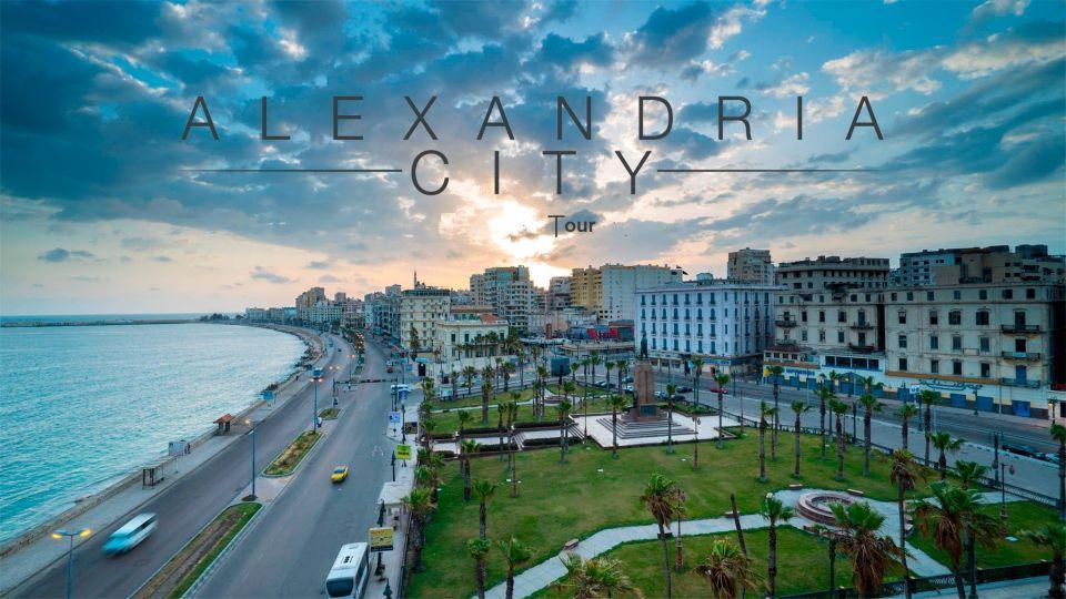 Całodniowa wycieczka do Aleksandrii