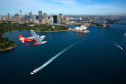 Sydney Harbour and Palm Beach: 30-Minute Seaplane Flight
