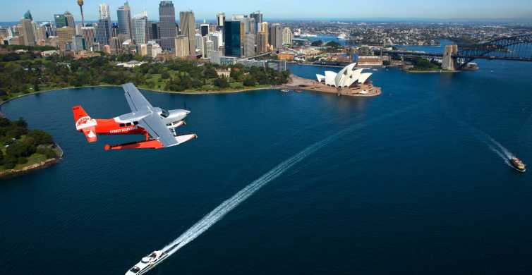 Sydney Harbour and Palm Beach: 30-Minute Seaplane Flight