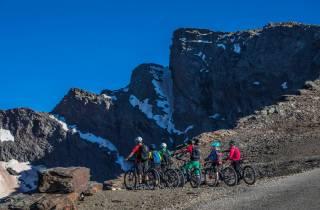 Ab Granada: E-Bike-Tour zum Pico del Veleta