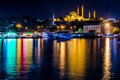 Istanbul: 4-Hour Bosphorus Dinner and Cruise