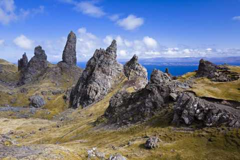 From Glasgow: 3-Day Isle of Skye, Highlands & Loch Ness Tour