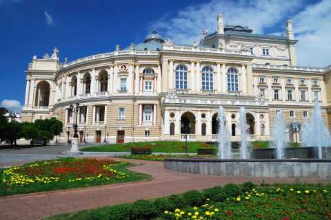 Odessa: Sightseeing Tour with Transportation