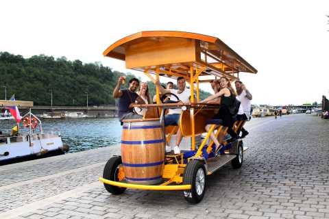 Prague Beer Bike Tour