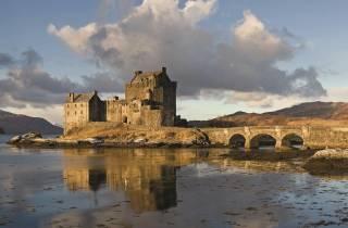 Ab Glasgow: 2 Tage Highlands mit Eilean Donan & Loch Ness