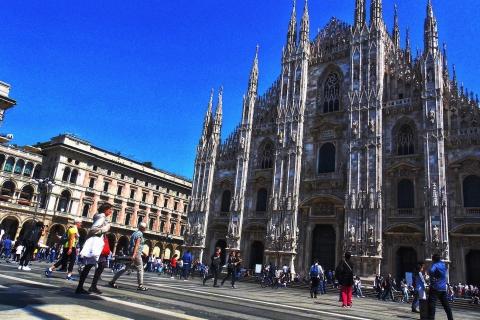 Mailand: Rundgang ...