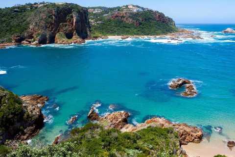 Vanuit Kaapstad: 7-daagse tour tuinroute, Addo en wijnlanden