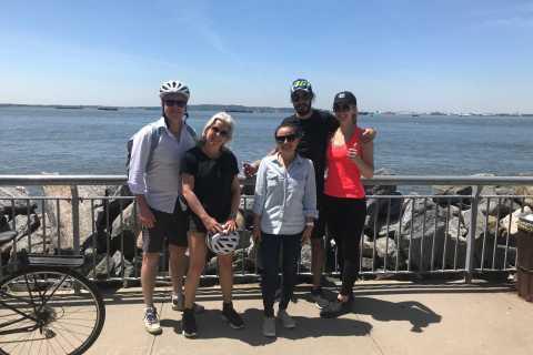 Brooklyn: Guidad cykeltur vid vattnet