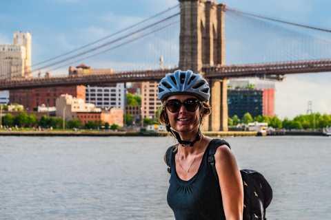 Brooklyn: 2-timmars Manhattan & Brooklyn Bridges Bike Tour