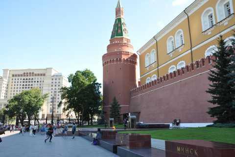 Moskau: Sowjetische Geschichtstour