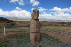 De La Paz: Tour guiado de Tiwanaku