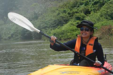 From Chiang Mai: Mae Taeng Forest Full-Day River Kayaking