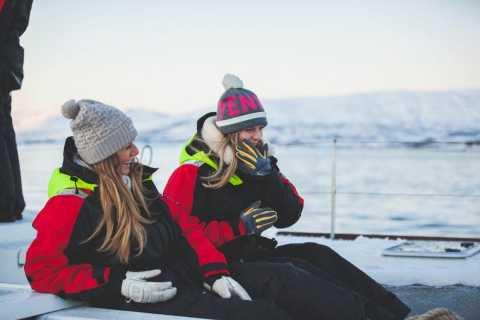 Tromsø: Bådtur i de arktiske egne