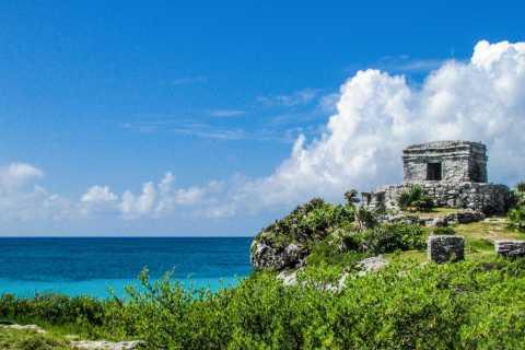 Tulum, Hilarios Cenote, and Snorkeling Tour