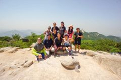 Mt. Bukhan Hike e spa estilo coreano com tratamento de corpo inteiro