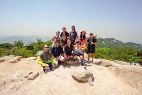 Mt. Bukhan Hike & Korean-Style Spa with Full Body Treatment