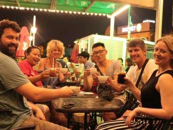 Hanoi: Street-Food-Tour am Abend