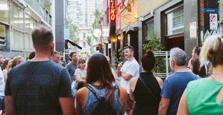 Melbourne: Boozy History und Hidden Bars Tour