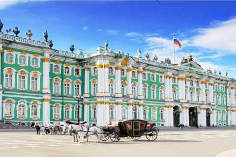 Saint Petersburg: Full-Day City Discovery Shore Excursion