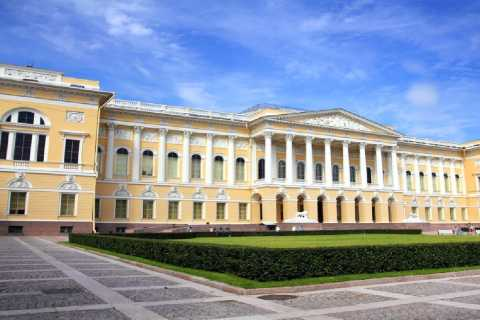 St.Petersburg: Skip-the-line Russian Museum Tour