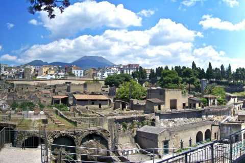 Herculaneum Ruins Day Trip from Naples
