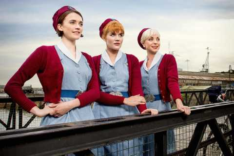 Chatham Historic Dockyard: Call the Midwife Tour