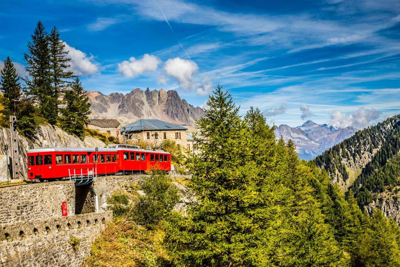 Ab Genf: Tagestrip nach Chamonix-Mont-Blanc