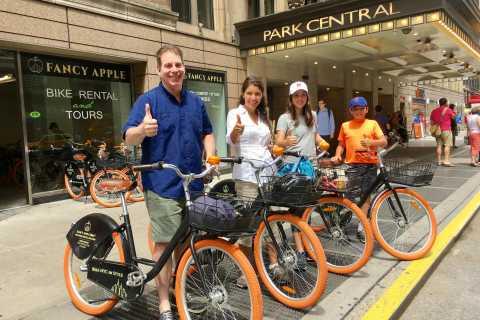Central Park 5-Star Bike Tour