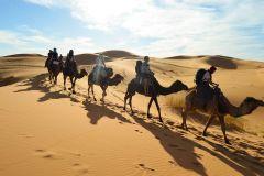 De Marrakech a Fez: Excursão de 3 Dias pelo Deserto