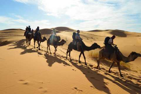 Marrakech to Fes: 3-Day Desert Tour