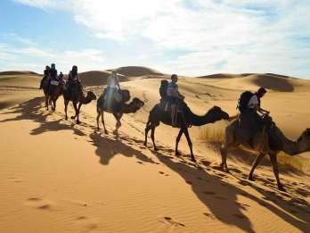 Ab Marrakesch: 3-tägige Wüstentour nach Fes