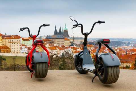 Prague: Fat Tire E-Bike Guided Tour