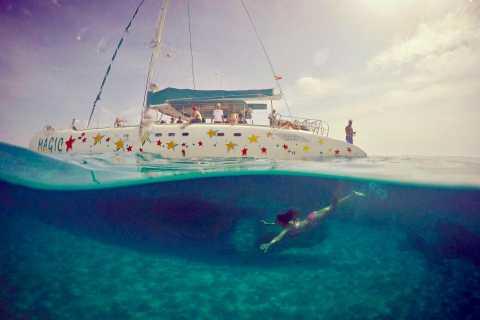 Desde Roses: crucero en catamarán al cabo de Creus