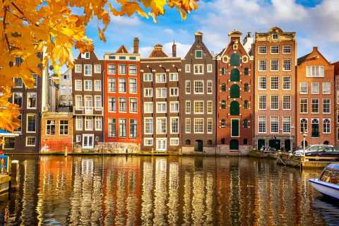 Amsterdam: Private Guided Walking Tour
