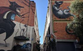 Introduction to Perth: 2-Hour Art & Cultural Walking Tour