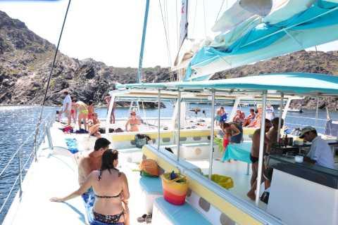 Desde Rosas: crucero en catamarán a Cap Norfeu - Cadaqués