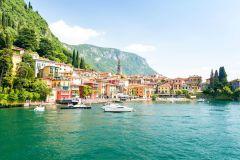De Milão: Excursão de 1 Dia ao Lago Como, Bellagio e Varenna
