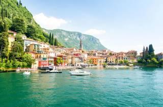 Ab Mailand: Tagestour Comer See, Bellagio und Varenna