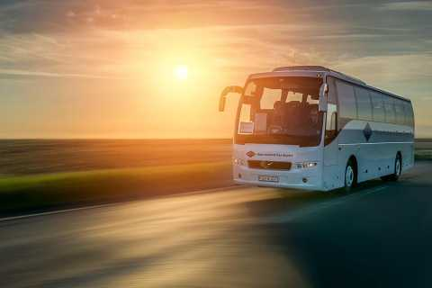 KEF Airport: Reykjavik City Bus Transfer