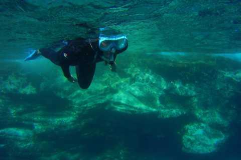 Los Abrigos: Snorkeling in a Volcanic Bay