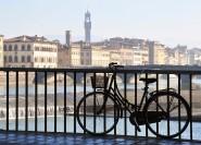 Florenz Panorama-Radtour mit Gelato
