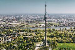 Viena: Ingresso Sem Fila para a Torre do Danúbio