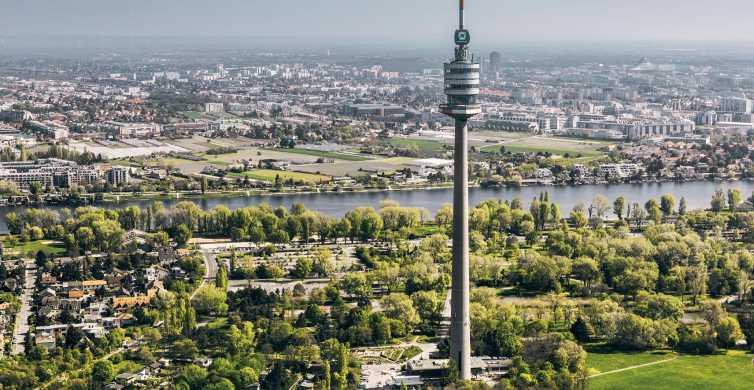 Vienna: biglietto con ingresso prioritario per la Donauturm