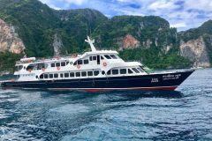 Traslado de Balsa entre Phuket e Phi Phi