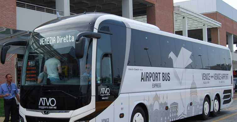 Express Bus: Marco Polo Airport to/from Venice City Center