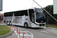 Ônibus Expresso entre Aeroporto Treviso e Mestre ou Veneza